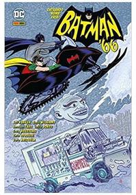 Hq Batman ?66. Entrando Numa Fria Capa Dura Panini Dc Comics