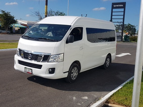 Nissan Urvan 2.5 15 Pas Amplia Aapack Seg Mt 2016