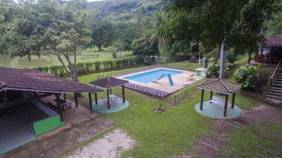Sítio Com Rio E Piscina Natural Em Trapiche , Serra De Macaé- Rj - Codigo: Si0003 - Si0003