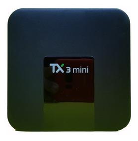 Tanix Tx3 Mini - 4k Android 7.1 (1 Ano De Garantia)
