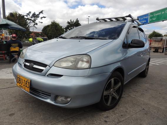 Chevrolet Vivant 2.0 Aa At Ct Fe