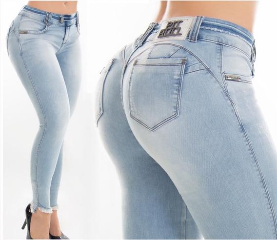 Calça Pit Bull Jeans Pitbull Pit Bull Bojo Modela Bumbum