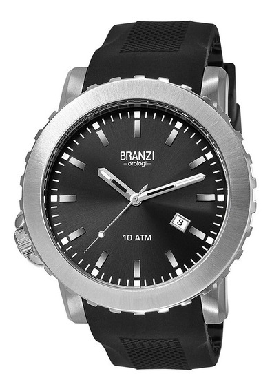 Reloj Branzi Orologi Acero Inoxidable Original By Citizen Bl