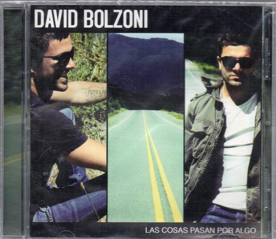 David Bolzoni Lote De 2 Cds - Los Chiquibum