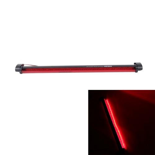 Luz Linterna Freno 60 Led Roja Para Vehiculo Tercera