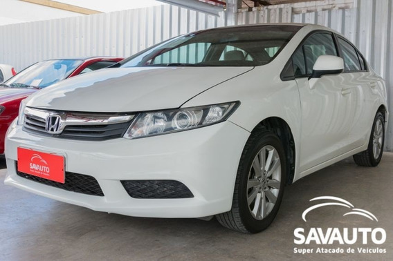 Honda Civic Sedan Lxs 1.8 Flex 16v Aut. 4p