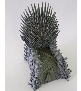 Trono Game Of Thrones 15 Cm Alto