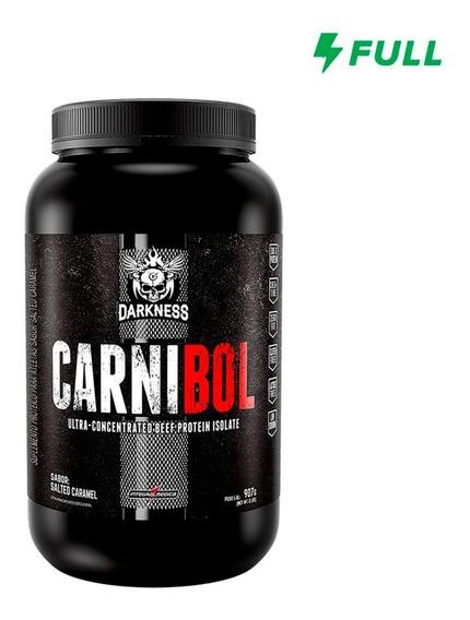 Carnibol 907g Proteína De Carne Darkness