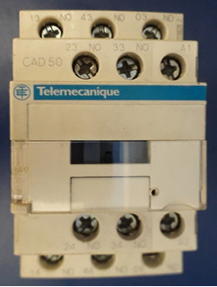 Scheider Electric Telemecanique LADN20//LA 1 DN 20 Auxiliary Contact