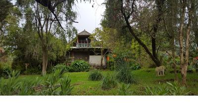 Vendo Hermosa Quinta En Yaruqui Sector Chinangachi