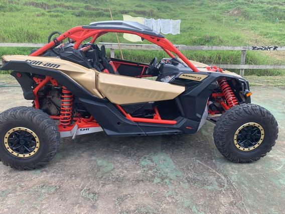 Maverick X3 Xrs 2017 Turbo
