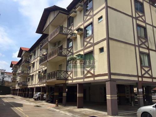 Imagem 1 de 7 de Apartamento Com 3 Dormitórios À Venda, 76 M² Por R$ 250.000,00 - Parque 10 De Novembro - Manaus/am - Ap2436
