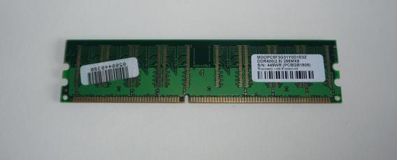 Memoria Ram Ddr 256 Mb 400mhz Pc3200