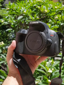 Canon T5i + 18-55   Kit + Brindes