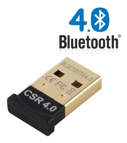 Adaptador Wireless Bluetooth
