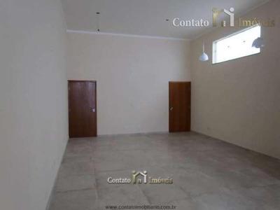 Salão Comercial Para Alugar Em Atibaia - Lcm-0040-2