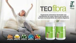 Sistema Digestivo Limpieza De Colon Natural 500g Teo Fibra