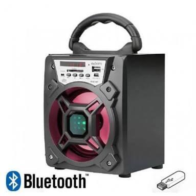 Caixa De Som Com Bluetooth - 123bt