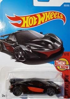 Hotwheels Mclaren P1 #363 2017