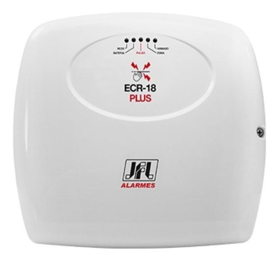 Central Eletrificadora Para Cerca Eletrica Ecr 18i Plus Jfl