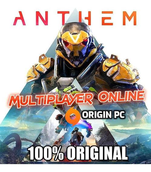 Anthem - ( Atualizado Online ) - Jogo Original Para Pc