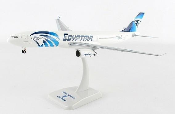 Miniatura Egyptair, A330-300 Hogan 1/200
