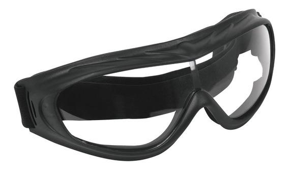 Goggles De Seguridad Ligeros Mica Transparente Truper 19952