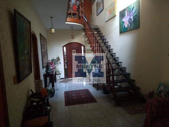 Sobrado Com 4 Dormitórios À Venda, 333 M² Por R$ 1.500.000,00 - Jardim Maria Helena - Guarulhos/sp - So0516