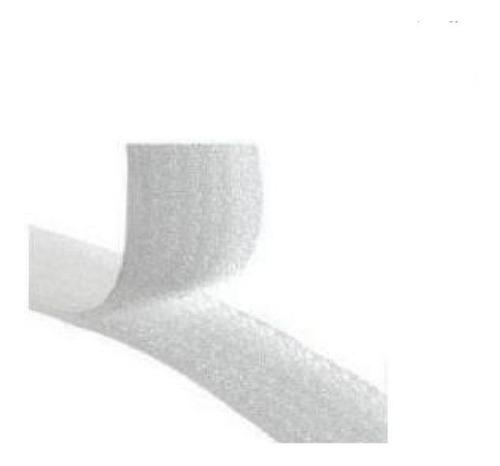1 Metro Velcro Blanco 25 Mm