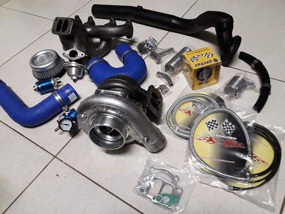 Kit Turbo Ap Mi Ar/dir Pulsativo Em Cima Tmw14 Spa