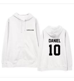 Moletom Casaco Canguru Top Banda Wanna One Daniel Unissex