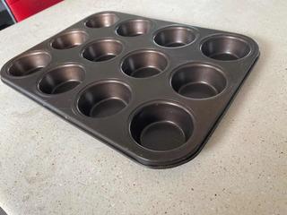 Molde Para 12 Cupcakes