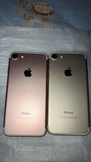 iPhone 7 De 32 Gb Color Pink /gold