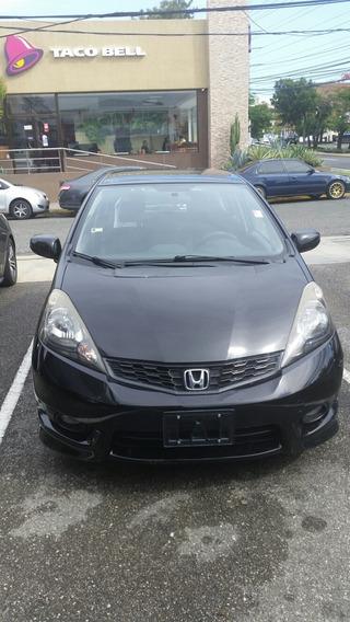 Honda Fit Americano