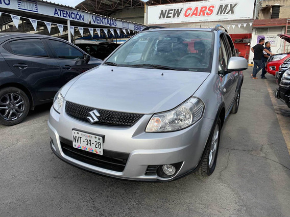 Suzuki Sx4 X Over 5vel Aa Ba Cd Abs Mt 2012
