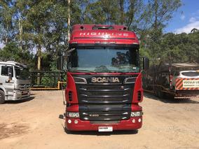 Scania/r-400 12/13 Highline Opticruise 6x2 Retarder Top!!