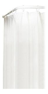Conjunto De Kit Para Box Com Tubo Em L 100x100cm Branco