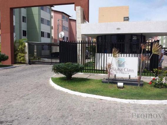 Apartamento Residencial Para Locação, Aruana, Aracaju. - Ap0113
