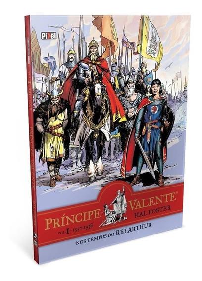 20 Livro Príncipe Valente - Nos Tempos Do Rei Arthur C Dura