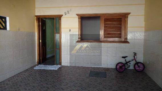 Casa Residencial À Venda, Aviação, Praia Grande. - Ca0067