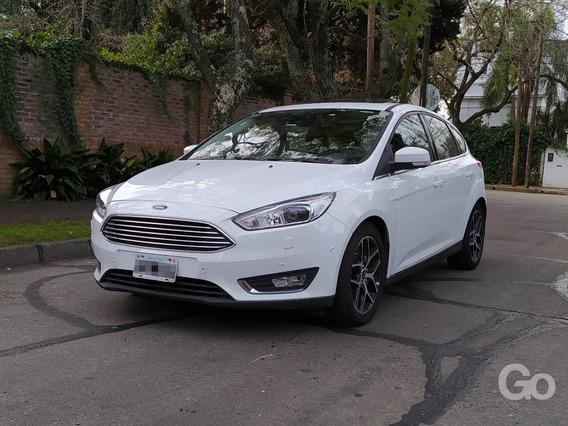 Ford Focus 2.0 Titanium Automático 2015 Excelente