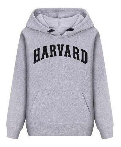 Blusa Moletom Harvard School Casaco De Frio Unissex