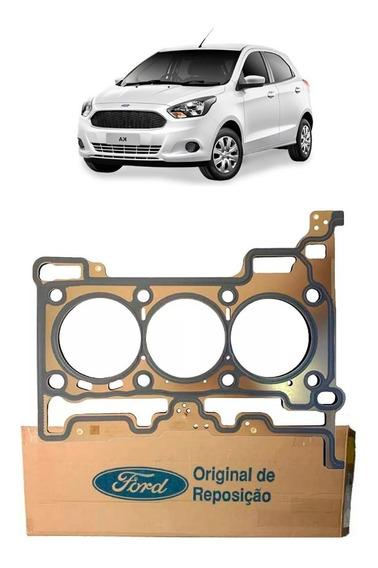 Cabecote Do Ford Ka 3 Cilindro Pecas De Carros E Caminhonetes No Mercado Livre Brasil