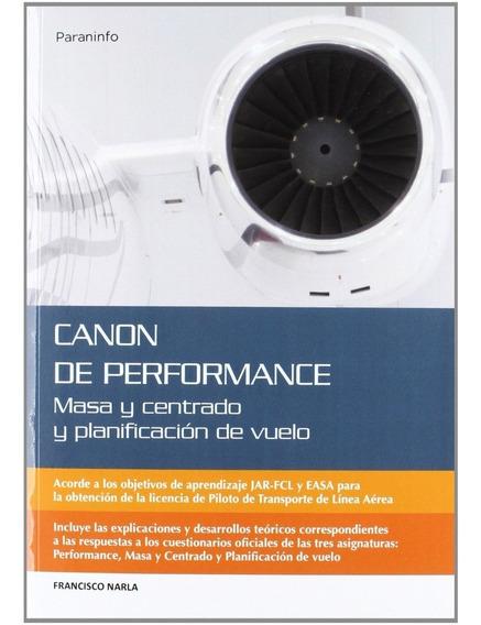 Canon De Performance Nuevo