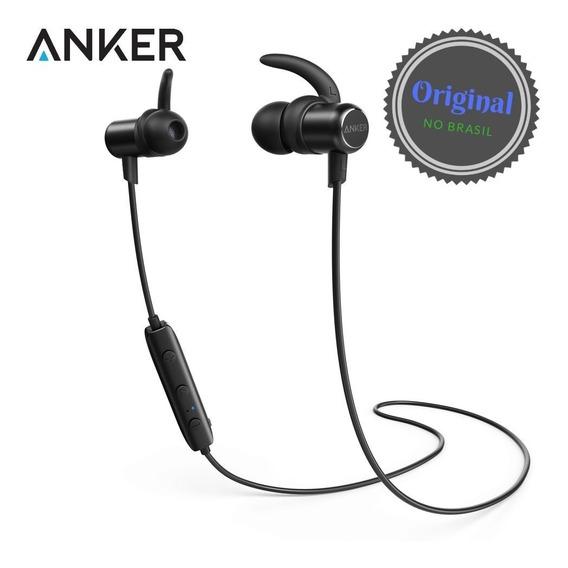 Fones Sem Fio Anker Soundbuds Slim Sport Bluetooth Original
