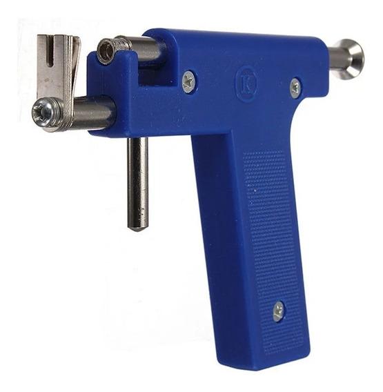 Piercing Pistola Para Piercing Profesional Con 50 Piercing