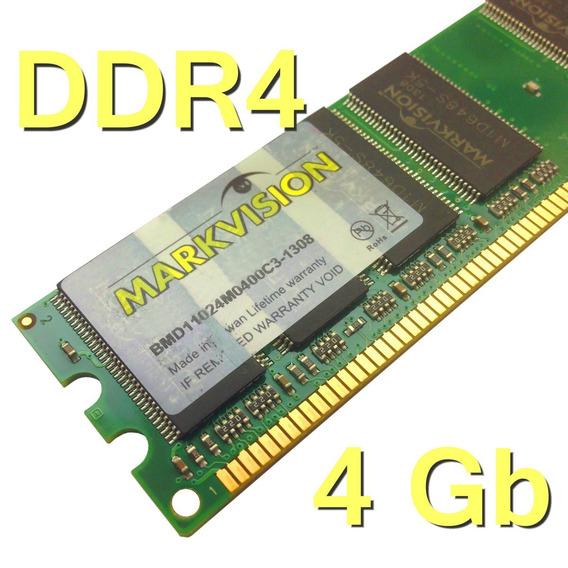 Memória Ddr4 4 Gb 2400mhz - Markvision