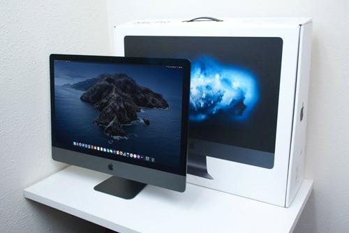Apple iMac Pro 27 3.0 Ghz 10-core Xeon 1tb Ssd 64gb Ram