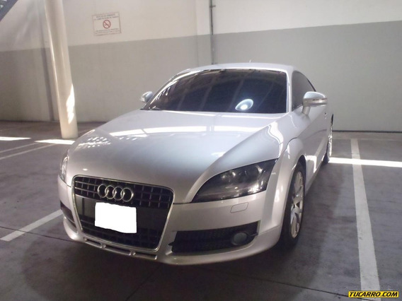 Audi Tt Secuencial