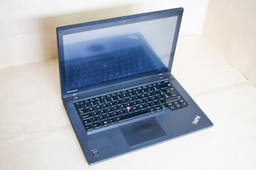 Notebook Lenovo Thinkpad T440 14 Hd Ssd 240 Gb - 8 Gb Mb
